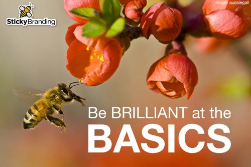 Be Brilliant At The Basics